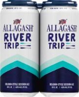 Allagash River Trip Belgium-style Ale Beer - 4 cans / 16 fl oz