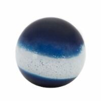 Glass, 5  Orb, Blue - 1
