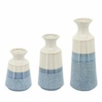 Cer, 12 H Vase, Sky Blue - 1