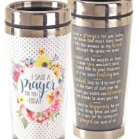 Dicksons SSMUG-243 16 oz Stainless Travel Mug - Then Sings My Soul - 1