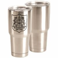 Dicksons SSTUM-53 30 oz Tumbler Christian Coat of Stainless Steel