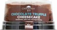 Chuckanut Bay Chocolate Truffle Cheesecake