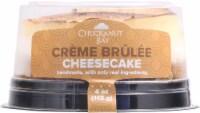 Chuckanut Bay Foods Creme Brulee Cheesecake