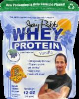 Jay Robb Vanilla Whey Protein Powder