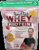 Jay Robb Strawberry Whey Protein