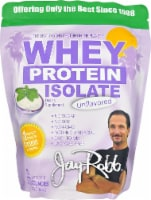Jay Robb  Whey Protein Isolate   Unflavored