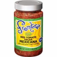 Frontera Red Tomato Chunky Mexicana Mild Salsa