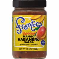 Frontera Especial Mango Habanero Salsa