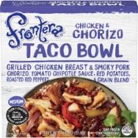 Frontera Medium Chicken and Chorizo Taco Bowl