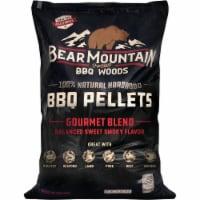 Bear Mountain BBQ Premium Woods 20 Lb. Gourmet Blend Wood Pellet FK99 - 1