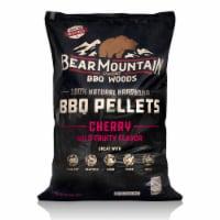Bear Mountain BBQ Premium All Natural Hardwood Cherry Smoker Pellets, 40 Pounds