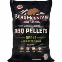 Bear Mountain BBQ Premium Woods 20 Lb. Apple Wood Pellet FK12 - 1
