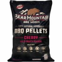 Bear Mountain BBQ Premium Woods 20 Lb. Cherry Wood Pellet FK13 - 1 Piece