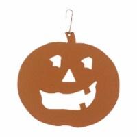 Pumpkin - Decorative Hanging Silhouette-ORANGE - 1 unit