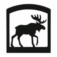 Moose - Napkin Holder.