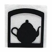 Teapot - Napkin Holder - 1 unit
