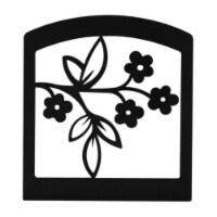 Floral - Napkin Holder - 1 unit