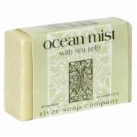 River Soap Company Ocean Mist Body Bar