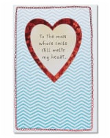 American Greetings Anniversary Card for Husband (Melts My Heart) - 1 ct