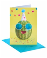 American Greetings #65 Birthday Card (One in a Melon)