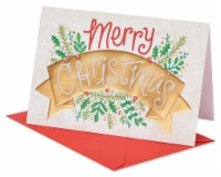 American Greetings Garland Christmas Card