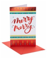 American Greetings Merry Christmas Card