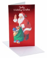 American Greetings Jolly Wishes Christmas Card