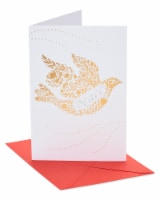 American Greetings Peace Christmas Card