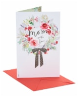 American Greetings Heart Christmas Card for Mom