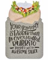 American Greetings Funny Thank You Card (Burrito) - 1 ct