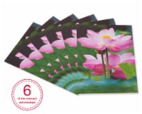 American Greetings Flower Blank Card