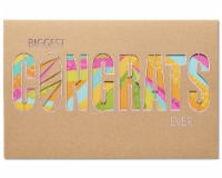 American Greetings Congratulations Card (Biggest Congrats Ever) - 1 ct