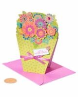 Papyrus #54 Mother's Day Card (Bouquet)