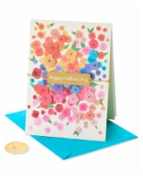 Papyrus #55 Mother's Day Card (Flower Cascade)