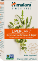 Himalaya Herbal Healthcare Liver Care