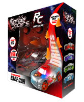 Remote Control Marble Racer - Red