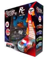 Remote Control Marble Racer - Blue