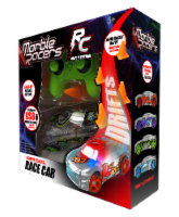 Remote Control Marble Racer - Green