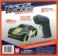 Tracer Racers RC - Green Car