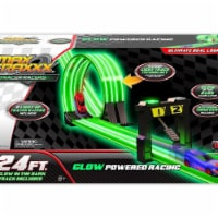 Max Traxxx 97219 24.5 x 16.5 x 7.5 in. Tracer Racers 24 Dual Loop Set - 1