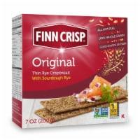 Finn Crisp Original Thin Rye Crispbread