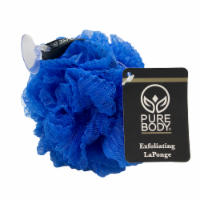 Pure Body Exfoliating Laponge - Royal Blue - 1 ct