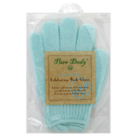 Pure Body Exfoliating Wash Gloves