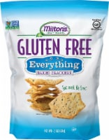 Milton's Craft Bakers Gluten Free Everything Baked Crackers