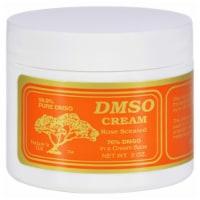 DMSO Cream Rose Scented - 2 oz