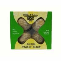 Wildlife Sciences WSC404 Peanut Blend Suet Balls 4 pack (boxed)