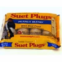 Wildlife Sciences WSC784 Peanut Blend Suet Plug 11 oz plus Freight West of Rockies Only - Pac