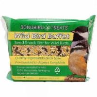 Wildlife Sciences WSC902 2 lbs Wild Bird Buffet Seed Bar - 1
