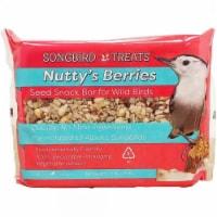 Wildlife Sciences WSC904 1.75 lbs Nuttys Berries Seed Bar - Pack of 8