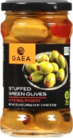 Gaea Pimento Stuffed Green Olives